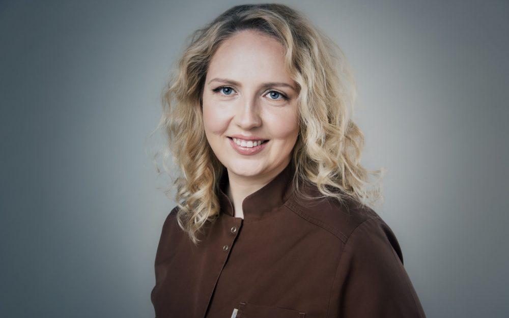 Vilmantė Sarapinienė endodontologė Ortovita